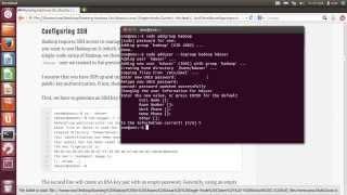 Hadoop Single Node Cluster Configuration