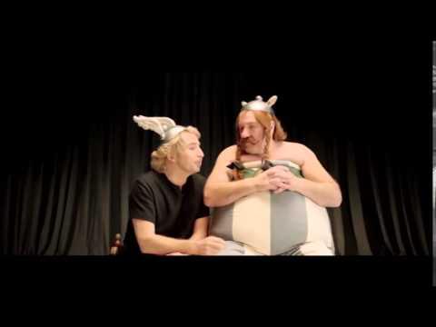 Astérix et Obélix : au service de sa Majesté (2012) Partie 6