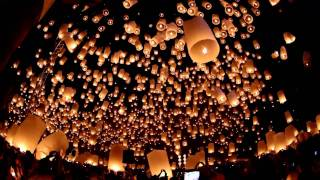 Floating Lanterns Festival - Extraordinary Beauty