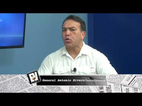 Entrevista a Antonio Rivero – El Papel de El Venezolano con @joseyelim 20-04-2017 Seg. 02