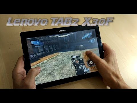 Tablet Lenovo TAB2 X30F 2 Gb RAM Android 6.0