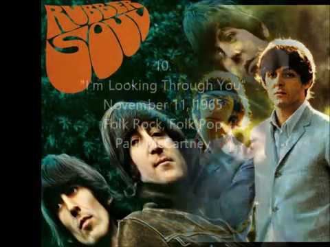 The Beatles' Rubber Soul: Songs Ranked