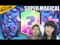 OPENING SUPER MAGICAL CHEST Clash Royale Indonesia waptubes