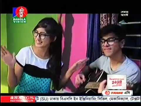 Bangla New Comedy Natok 2016/ Salman muqtadir and Safa kobir