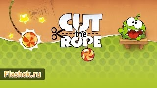 Видеообзор Cut The Rope Online