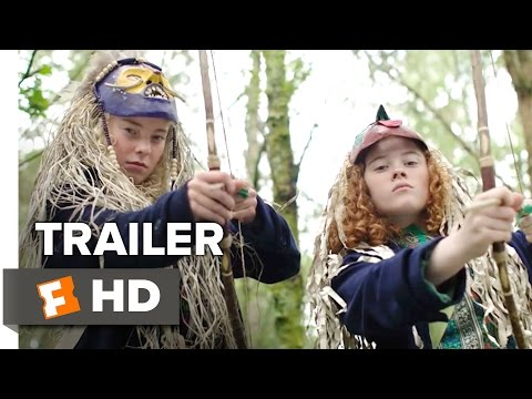 Swallows and Amazons Official Trailer 1 (2016) - Kelly MacDonald Movie