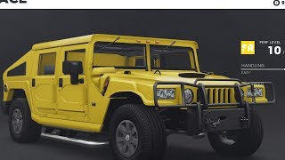 The Crew 2 - Hummer H1 Alpha 2006 - Customize | Tuning Car (PC HD) [1080p60FPS]