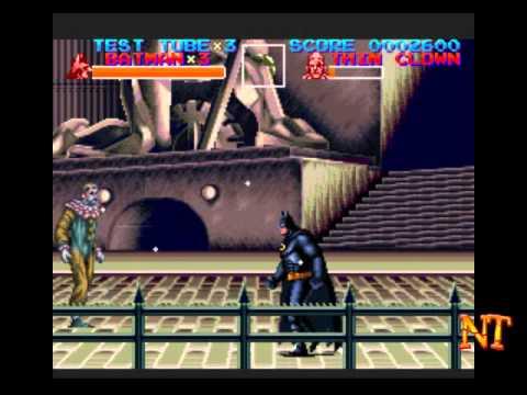 batman returns super nintendo cheats