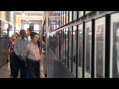 Wizyta Divaldo Franco w KL.Auschwitz w 2011 r. – film