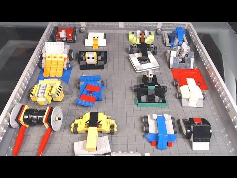 Lego Battlebots Season 5 Episode 2