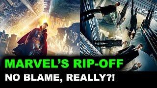 Doctor Strange vs Inception & Batman Begins REACTION by Beyond The Trailer