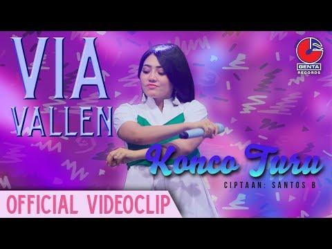 Video Via Vallen - Konco Turu (Official Video Clip) download in MP3, 3GP, MP4, WEBM, AVI, FLV January 2017