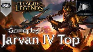 Hoje trazemos o gameplay do guerreiro da linhagem Lightshield. Estamos falando do Jarvan IV, O exemplo de Demacia. Só existe uma verdade, e você vai encontrá...