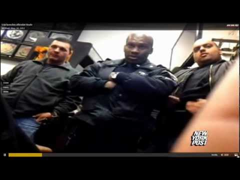 Shocking NYPD Sgt.'s filthy Harassment captured in shocking cellphone video