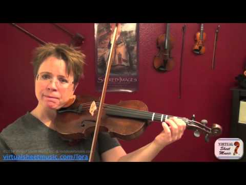 A Simple Approach to Violin Shifting
