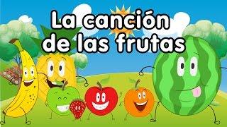 Cancion de las frutas  DOREMILA