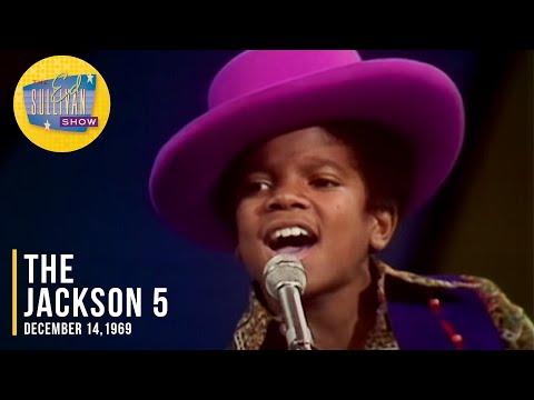 "The Jackson 5 ""Who's Loving You"" on The Ed Sullivan Show"