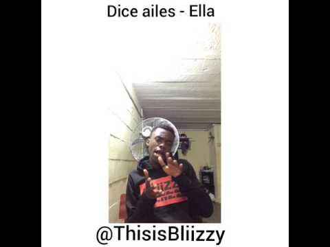 BLIIZZY Covers Ella By DICE AILES(PROD. BY CKAY YO)