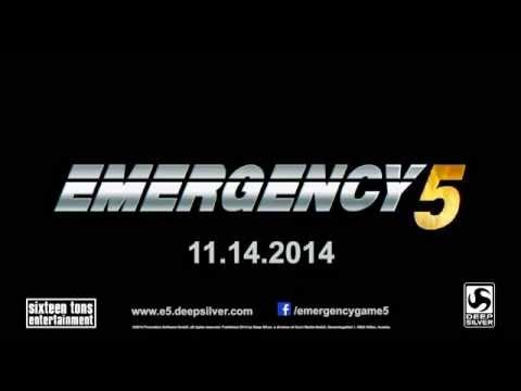 Answer the emergency call on 11.14.2014!  www.e5.deepsilver.com