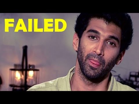 Genext - Aditya Roy Kapur failed