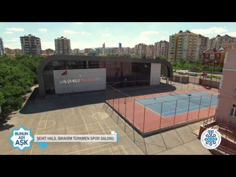 Şehit Halil İbrahim Türkmen Spor Salonu