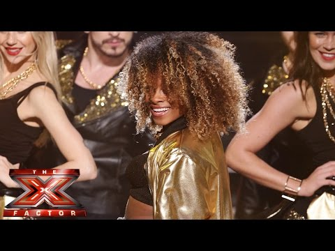 Video Fleur East sings Bruno Mars & Mark Ronson's Uptown Funk | Live Semi-Final | The X Factor UK 2014 download in MP3, 3GP, MP4, WEBM, AVI, FLV January 2017