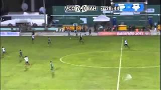 Vitória da Conquista 3 x 0 Bahia Campeonato Baiano 2015.