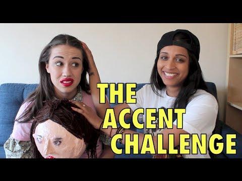 ACCENT CHALLENGE! w/ IISUPERWOMANII