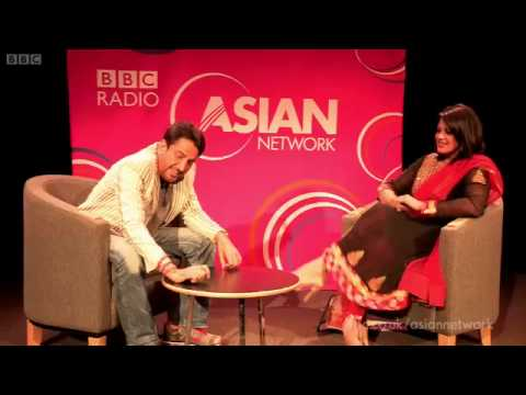 gurdas maan - THIS VIDEO IS A PROPERTY OF BBC ASIAN NETWORK, ALL RIGHTS BELONGS TO THEM.