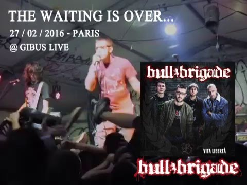 Mateo BFM spreads around BULL BRIGADE new release and upcoming Paris show