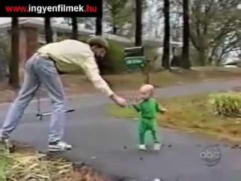 Những tai nạn hài hước của trẻ thơ