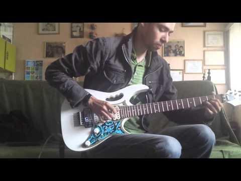 Cunen - Elliot De León Ejecutando Música de Marimba Guatemalteca en Guitarra. En esta ocación es el tema Cunén en Fiesta.