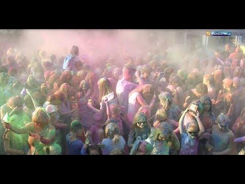 Eksplozja Kolorów Włoszczowa 2018