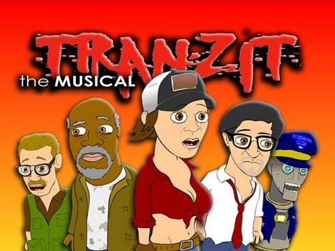 Musical - Download song on iTunes: https://itunes.apple.com/us/album/tranzit-the-musical-single/id599631946 SHIRTS: http://lhugueny.spreadshirt.com/it-s-your-lucky-day...