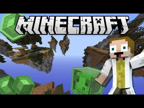 [GEJMR] Minecraft - Nové Slime SkyWars!