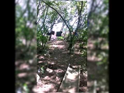 Військовий з Рівного зняв на відео вихід з Іловайського котла [ВІДЕО]