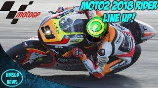 Video MotoGP News: Moto2 2018 Rider Line Up! MP3, 3GP, MP4, WEBM, AVI, FLV Februari 2018