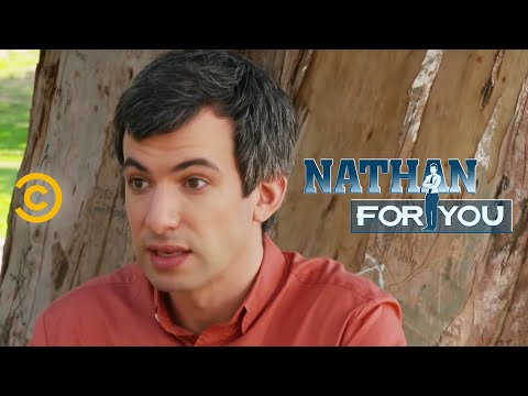 Nathan For You - Nathan's War with Uber Begins