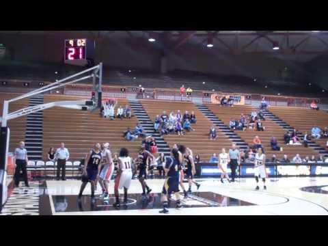 WBB: Pacific 68, UC Irvine 47