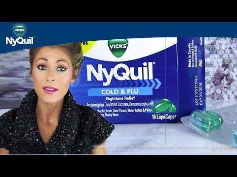 Vicks Reviews: NyQuil Cold & Flu Nighttime Relief LiquiCaps