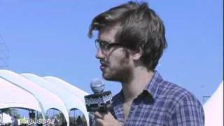 Bobby Long interview @ Mile High Music Festival (15aug10)