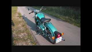 9. Sound of Royal Enfield Classic Fired Up