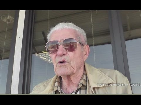 B17 - I had a rare opportunity to speak with a WW2 B17 pilot, John Mscik. - Interviewed on 5/28/12 in Visalia, CA - Here is the news story Joey from LivinBob YT ch...