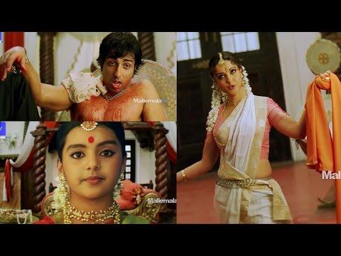 Villain Sonu Sood & Dance Teacher Scene From Arundathi    Anushka   Sonu Sood