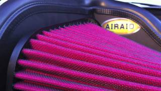 2011 F-150 EcoBoost --- Airaid Cold Air Intake System