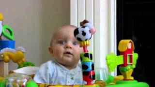 Emerson - Mommy's Nose is Scary! (Original) - YouTube