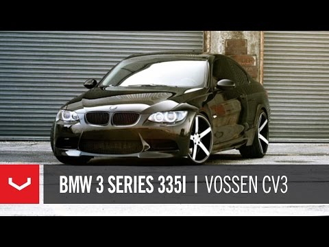 BMW 3 Series 335i on 20