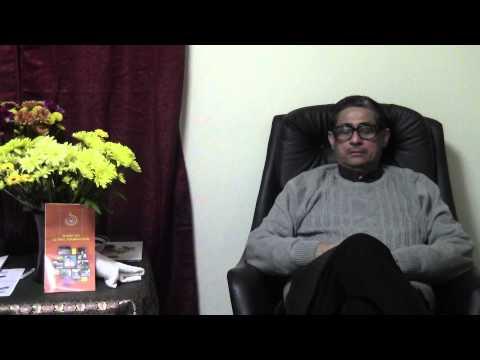 Revered Guruji's interview on 16th Nov,2014 at Chicago, IL