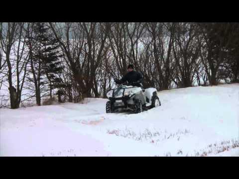 SMC Jumbo J-MAX 700 Buldozer ve sněhu