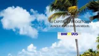 Barbados es un Estado soberano insular situado entre el mar Caribe y el océano Atlántico que integra las Antillas Menores.